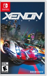 Xenon Racer box art