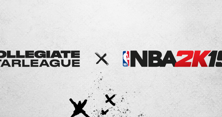 Collegiate StarLeague Announces the Addition of NBA 2K19 in North America