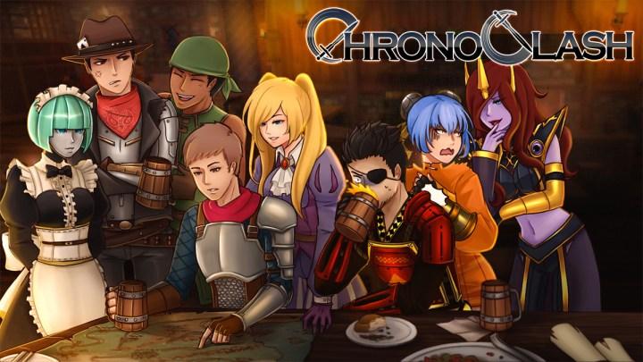 CHRONO CLASH: Fantasy Tactics