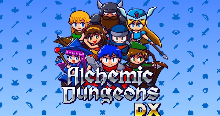 Alchemic Dungeons DX