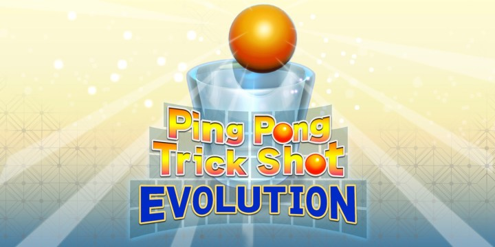 Ping Pong Trick Shot EVOLUTION