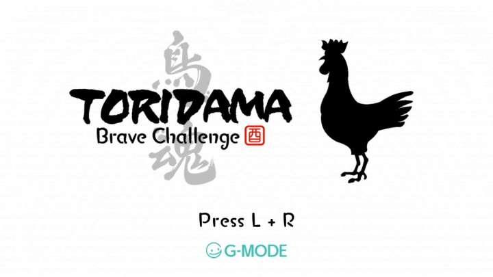 TORIDAMA: Brave Challenge