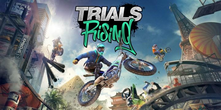 Trials Rising Standard Edition
