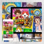 My Nintendo Rewards: Redeem your My Nintendo Points* and download the fun YO-KAI WATCH 3 themed wallpapers