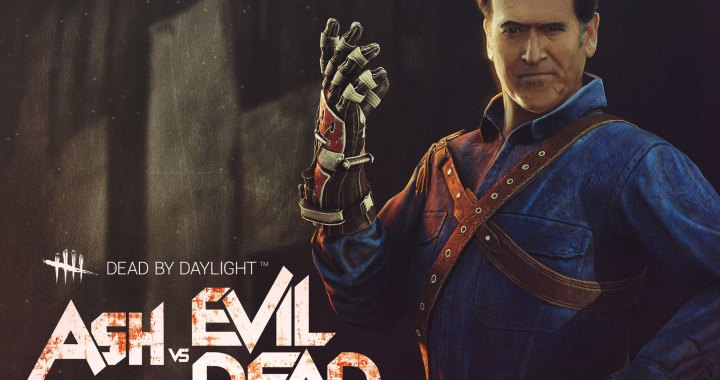 ASH WILLIAMS FROM ASH vs EVIL DEAD IS COMING TO DEAD BY DAYLIGHT