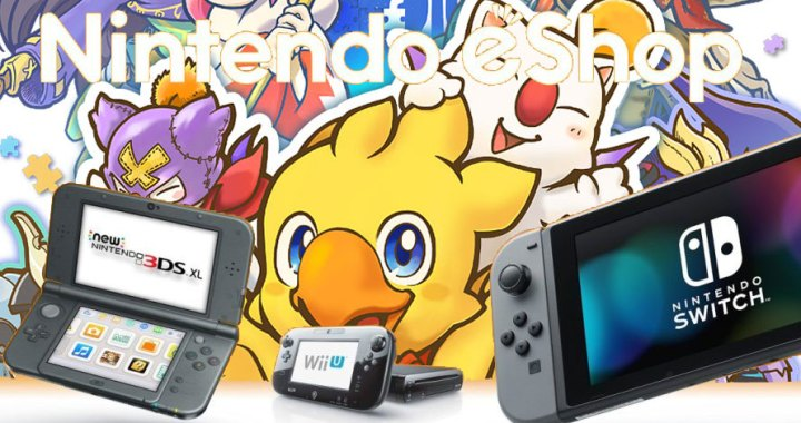Nintendo Download, March 14, 2019: Every Buddy Loves Chocobos