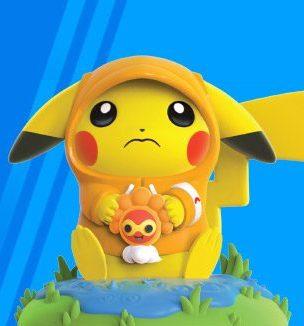 Rainy Day Pokémon Figure from Funko