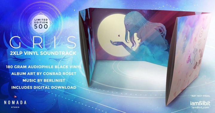 Gris 2xLP Vinyl Soundtrack