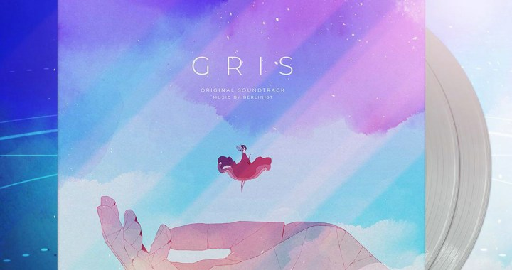 GRIS physical editions and vinyl soundtrack