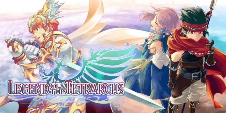 Legend of the Tetrarchs