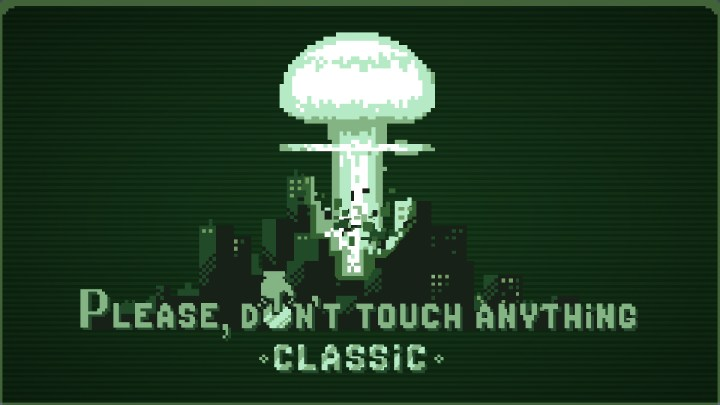 Please, Don't Touch Anything: Classic