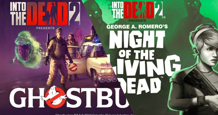 Ghostbusters™ and George A. Romero's Night of the Living Dead™ DLC for Into The Dead 2