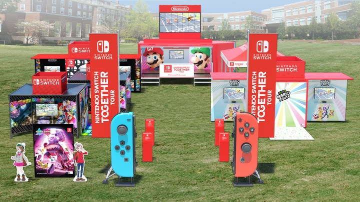 Nintendo Switch: Together Tour