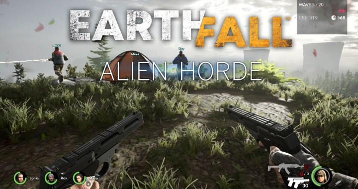 Earthfall: Alien Horde