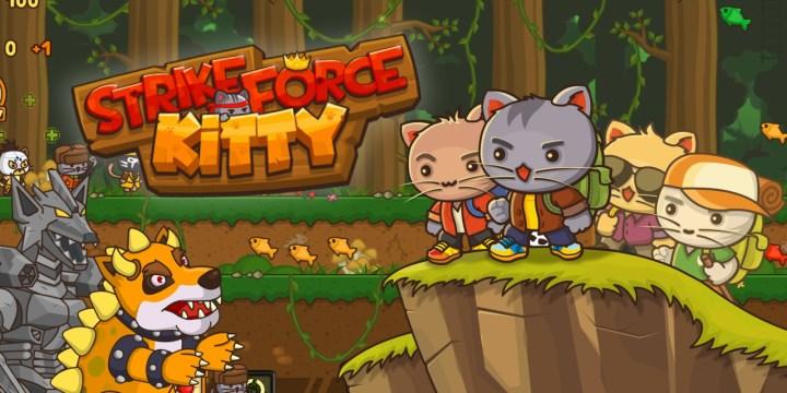 Strike Force Kitty