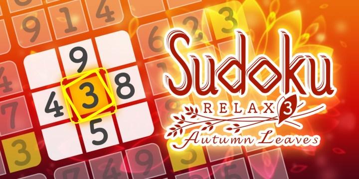 Sudoku Relax 3 Autumn Leaves