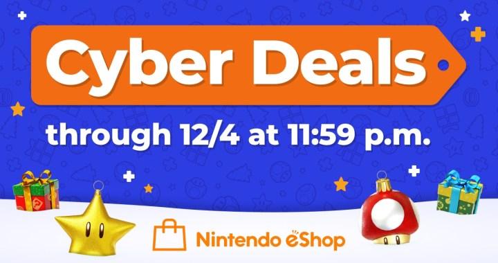 Nintendo eShop - Cyber Deals 2019