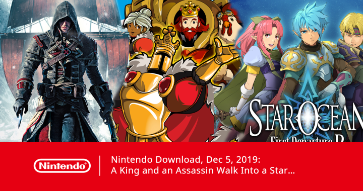 Nintendo Download: A King and an Assassin Walk Into a Star…