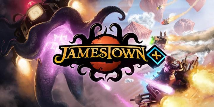 Jamestown+