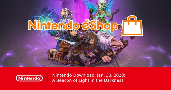 Nintendo Download, Jan. 30, 2020: A Beacon of Light in the Darkness