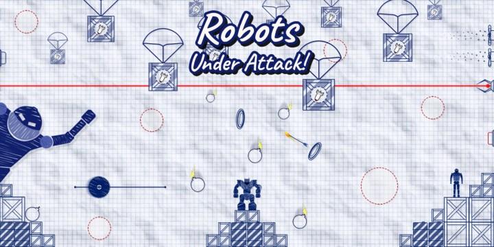 Robots under attack!