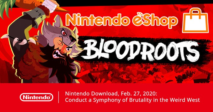 Nintendo Download, Feb. 27, 2020: Conduct a Symphony of Brutality in the Weird West