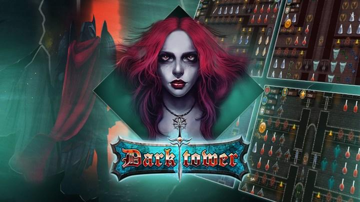 Dark Tower: RPG Dungeon Puzzle