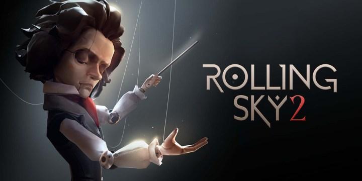 Rolling Sky 2