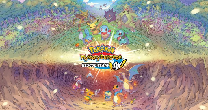 Pokémon Mystery Dungeon™: Rescue Team DX