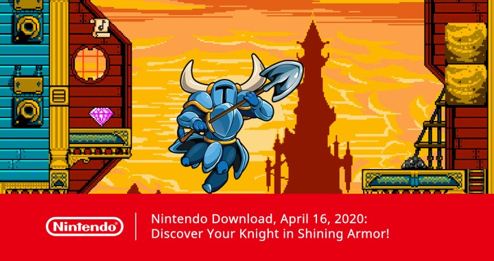 Nintendo Download, April 16, 2020: Discover Your Knight in Shining Armor