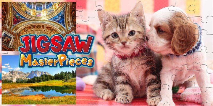Jigsaw Masterpieces