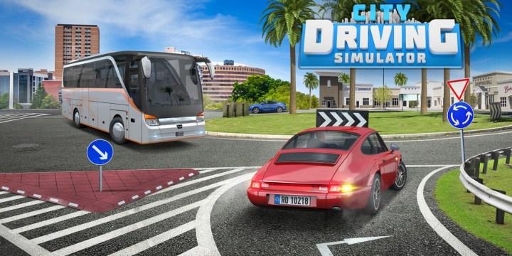 City Driving Simulator