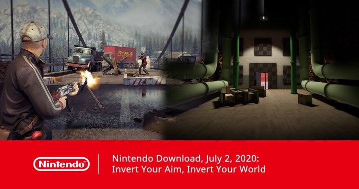 Nintendo Download, July 2, 2020: Invert Your Aim, Invert Your World