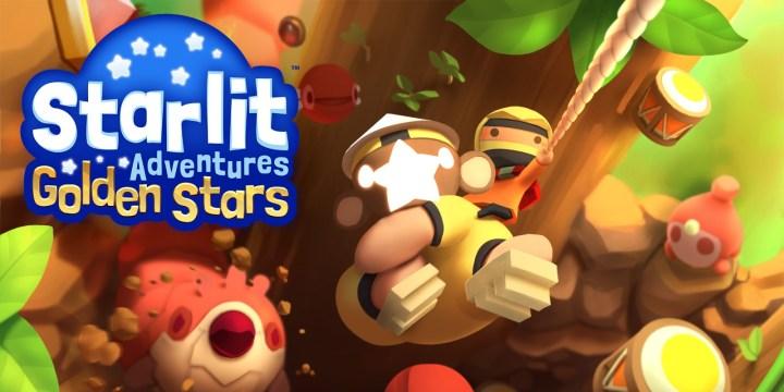 Starlit Adventures Golden Stars