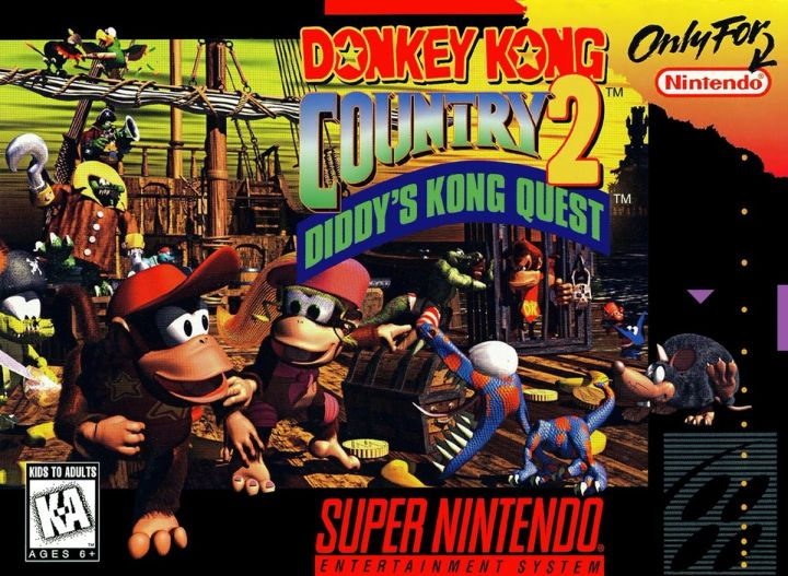 Donkey Kong Country2: Diddy's Kong Quest