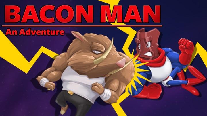 Bacon Man