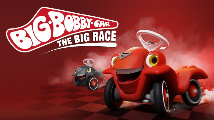 BIG-Bobby-Car - The Big Race