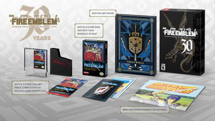 Fire Emblem™: Shadow Dragon & the Blade of Light - Fire Emblem 30th Anniversary Edition