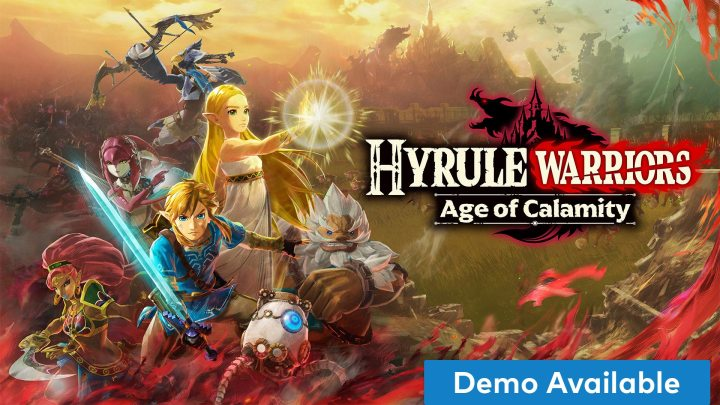 Hyrule Warriors: Age of Calamity - Demo