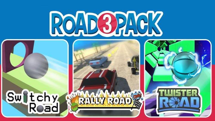 Road 3 Pack