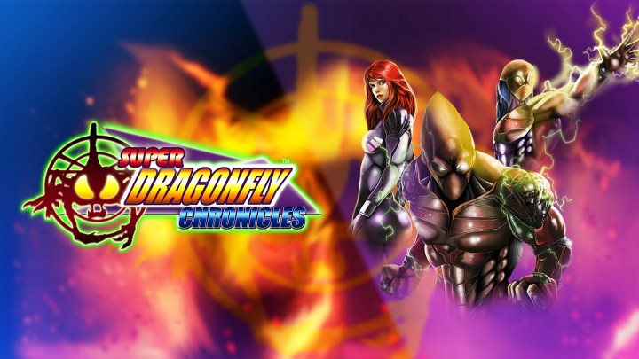 Super Dragonfly Chronicles