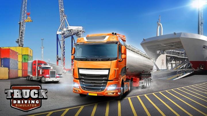 Truck Driving Simulator