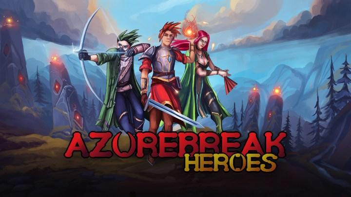 Azurebreak Heroes