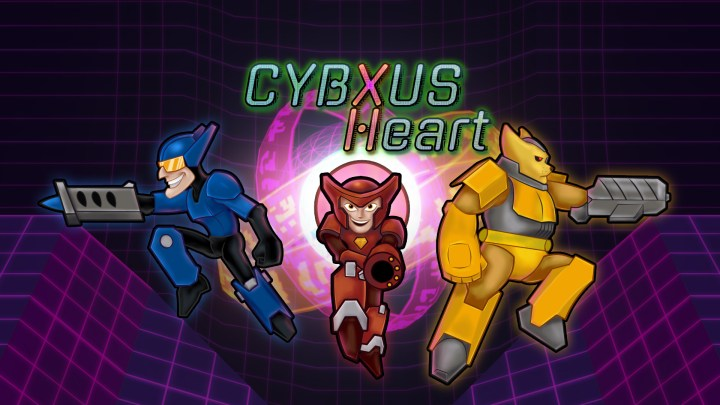 Cybxus Hearts