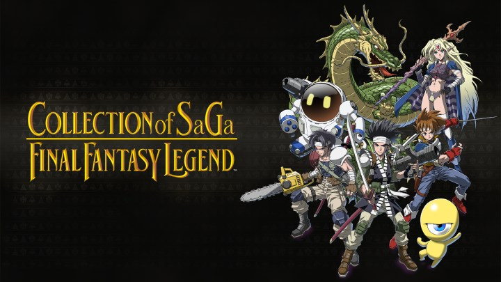 COLLECTION of SaGa FINAL FANTASY LEGEND