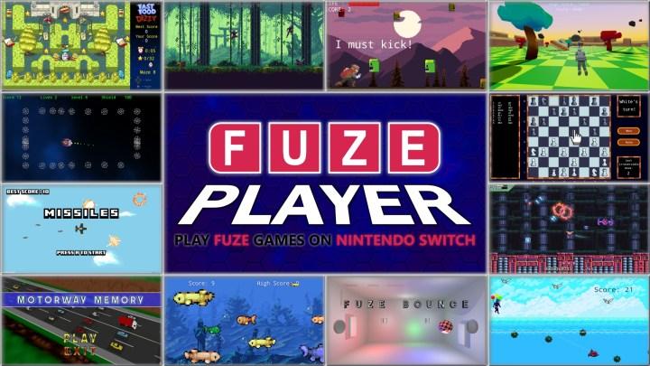 FUZE Player