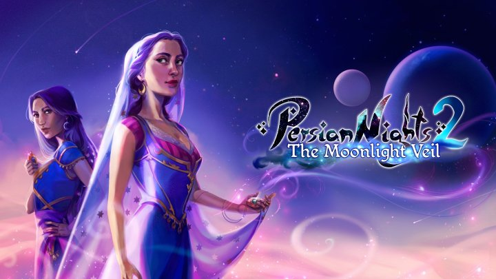 Persian Nights 2: The Moonlight Veil