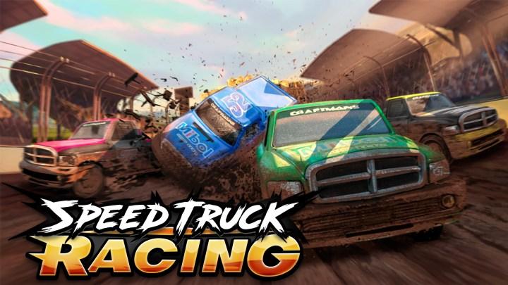 Speed Truck Racing