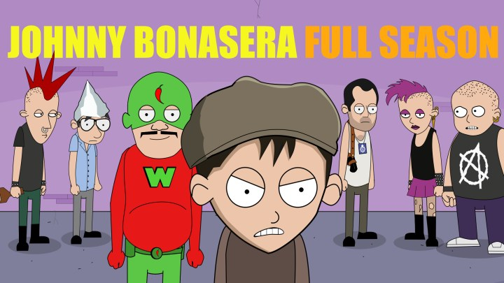 Johnny Bonasera Full Season