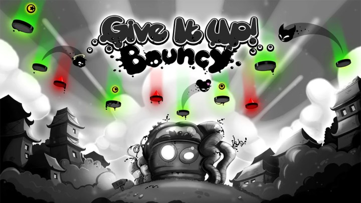 Give It Up! Bouncy